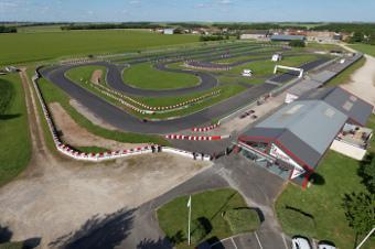 Piste De Karting D Angerville Circuit International